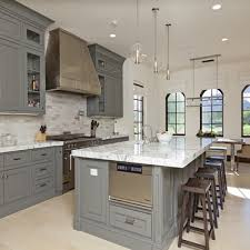 Grey Shaker Kitchen Cabinets by Cabinets To Go Gray Shaker Thesecretconsul Com