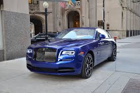 rolls royce wraith blue 2017 rolls royce wraith stock r474 for sale near chicago il