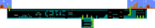Super Mario World Level Maps by Technically Every Sing Smb1 Level Can Be Recreated In This