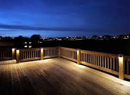 Outdoor Lighting Images by Best 25 Deck Lighting Ideas On Pinterest Patio Lighting