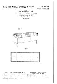 merchandise display case patent usd194083 merchandise display case google patents