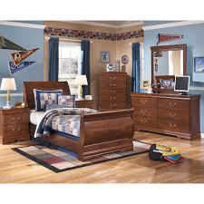 Grand Estates Sleigh Bedroom Set Wilmington Queen Sleigh Bed 3 Pc Bedroom Package