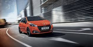 peugeot range 2016 peugeot 208 new car showroom small car test drive today