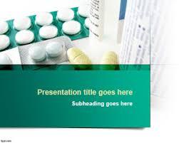 medicine health powerpoint templates