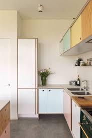 Apartment Therapy Kitchen Cabinets Multi Colored Cabinets In The Kitchen Apartment Therapy Therapy