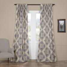 Demask Curtains Damask Curtains Drapes You Ll Wayfair