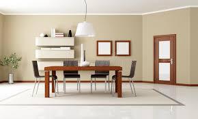 sala da pranzo moderna sala da pranzo moderna elegante illustrazione di stock