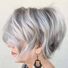 hairstyles for gray hair over 60 33 best hairstyles for your 60s the goddess