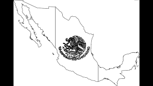 Mexican Flag Eagle Mexico Flag Eagle Black And White Images Clip Art Library