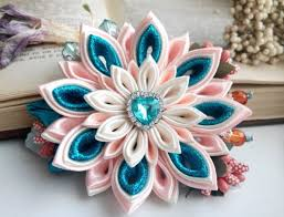 kanzashi hair ornaments 232 best hair accessories images on hair accessories