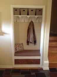 entry closet re do for the home pinterest entry closet