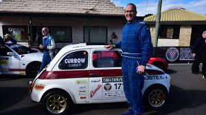 smallest cars small vehicle packs a punch during targa the advocate
