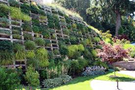 Backyard Retaining Wall Ideas Retaining Wall Ideas Landscape Contemporary With Backyard Living