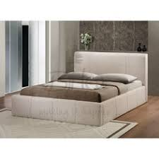 King Size Ottoman Bed 259 99 Serene Furnishings Tuscany White Faux Leather Ottoman Bed
