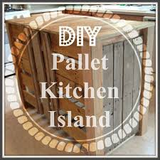 pallet kitchen island how to a pallet kitchen island for less than 50 hometalk