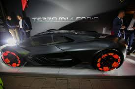lamborghini sport sports car gets spark from mit boston herald