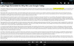 aloud reader android apps on google play