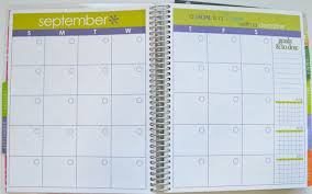 wedding planner calendar erin condren wedding planner review