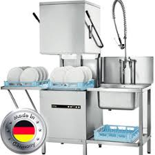 Commercial Hobart Dishwasher Ecomax H602 Commercial Pass Through Dishwasher