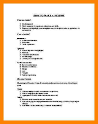 How To Build A Professional Resume 7 How To Create A Cv For A Student Riobrazil Blog