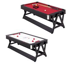 pool and air hockey table amazon com harvard 7 foot flip table hockey and pool