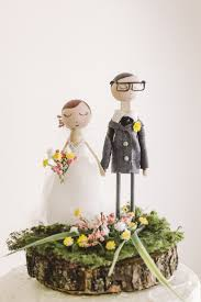 121 best unusual cake toppers images on pinterest vintage