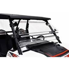 Roof Razor by Polaris Rzr Windshields For All Rzr Models Full Rzr Windsheild