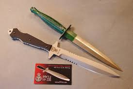 post ww ii versions the fairbairn sykes fighting knives