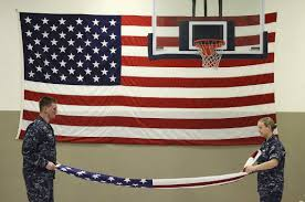 Usa Flag Cape How To Properly Handle The American Flag Charlotte Observer