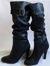 womens boots betts zip leather boots betts for ebay