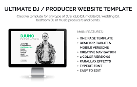 Music Producer Resume Examples by Djuno Ultimate Dj Producer Muse Template By Vinyljunkie