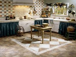tile floors kitchen cabinets newfoundland kenmore electric range