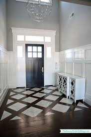 Best Way To Clean A Slate Floor by Best 25 Entryway Flooring Ideas On Pinterest Tile Entryway