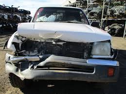 1999 Tacoma Interior 1999 Toyota Tacoma Sr5 White Xtra Cab 3 4l At 4wd Z16490 Rancho