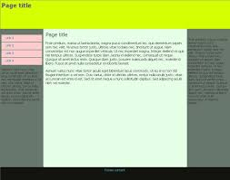 tutorial css php generate a css layout in dreamweaver using php mysql and flexi css