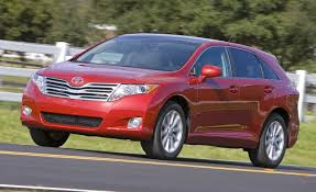 toyota awd wagon 2009 toyota venza road test reviews car and driver