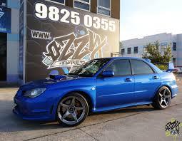 subaru xxr subaru impreza wrx 2009 mag wheels