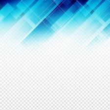 blue geometric technological background vector free