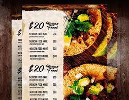 25 best food u0026 drink menu flyers images on pinterest drink menu