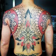 40 star tattoos for men luminous inspiration and designs