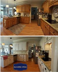sherwin williams brown kitchen cabinets before afters 2 cabinet