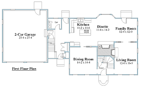 Colonial Floor Plans Plan 7705 Dc Custom Designed Dutch Colonial House Plan Style And