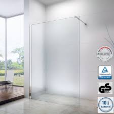 Shower Stall As Partitions Shower Partition Wall Walk In Nano 10mm 1cm Real Glass Ex101