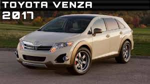toyota usa models 2017 toyota venza review rendered price specs release date youtube