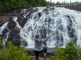 waterfalls images 3 waterfalls you can 39 t miss near sault ste marie northern jpg