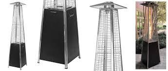 Pyramid Patio Heater Glass Tube by Pyramid Gas Patio Heater