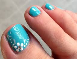 best 25 blue pedicure ideas on pinterest toenails glitter