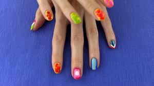 no tool nail art 5 nail art designs u0026 ideas without any nail art