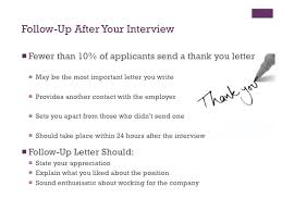 thank you email after interview sample i work stuff