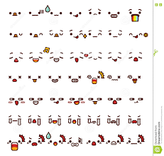 doodle emoticon collection of lovely emoticon emoji doodle s